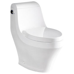 Contemporary Toilets by Luxury Bath Collection