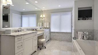Bathroom Projects-Double Vanity