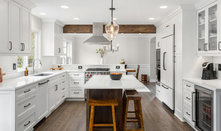 Kitchen of the Week: White and Wood With a Touch of Rustic Style