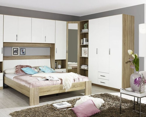 Rauch Samos Overbed Units Bedroom Furniture Sets