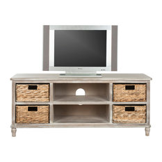 separation shoes af32a ffb2a 50 Most Popular Beach Style Wooden Entertainment Centers and ...