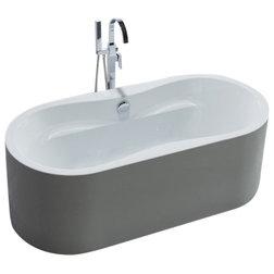 Contemporary Bathtubs by Legion Furniture