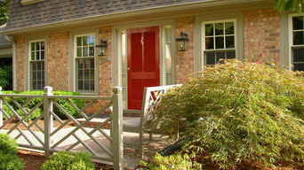 Cape Cod Louver Screen & Storm Door by Vintage Doors