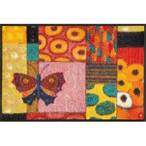 Colourful Moment Door Mat, 75x50 cm