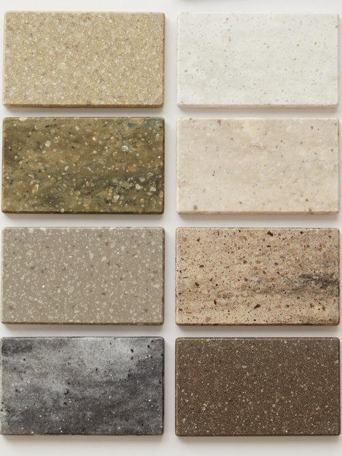 Countertops - Corian of quartz ...