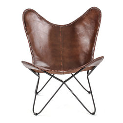 Industrial Armchairs And Accent Chairs by Madeleine Home Inc.