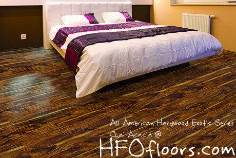 All American Hardwood Archangel Exotic Series Laminate Flooring