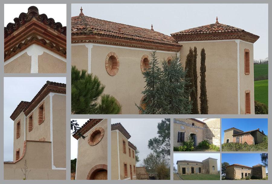 Création des façades