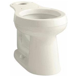 Fine Khr K 4199 47 Highline Comfort Height Elongated Bowl Almond Machost Co Dining Chair Design Ideas Machostcouk