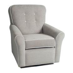- KACY Collection Morgan Nursery Swivel Glider - Rocking Chairs & Gliders