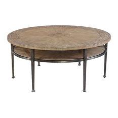 Sarreid Ltd Greek Key Coffee Table Coffee Tables