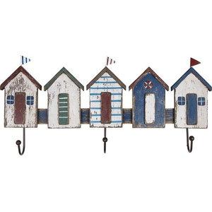 Beach Hut Coat Hooks