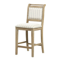 Emmy Gray Counter Stool