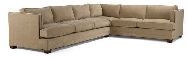 Sectional Sofas by Mitchell Gold + Bob Williams  sc 1 st  Houzz : stylish sectionals - Sectionals, Sofas & Couches