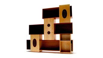 Custom Tansu Cabinet