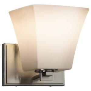 Justice Design Group FSN-8441-40-OPAL-LED1-700 Fusion Bathroom Fixture Bathroom