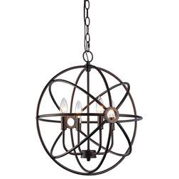 Contemporary Pendant Lighting by CHLOE Lighting, Inc.