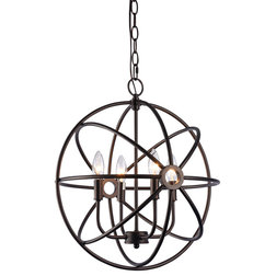 Industrial Pendant Lighting by CHLOE Lighting, Inc.