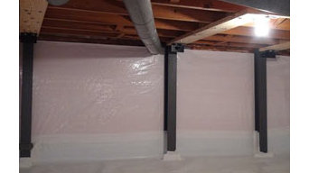 CrawlSpace Repair & Encapsulation
