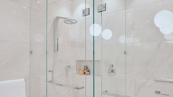 Seattle Project - Shower Glass Installation by Shower Door Specialties