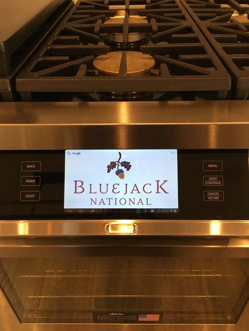 Bluejack national cottages for Bluejack national
