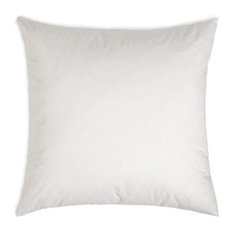 """Square Polyester Cotton Pillow Form Insert, 24""""x24"""""""