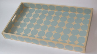 Silk-screened Bread Proofing Tray