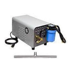 40' Stainless Steel High Pressure Enclosed Pump Misting System Kit