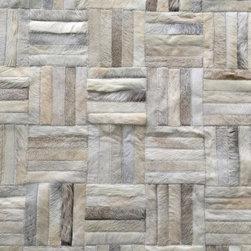 Temperley cowhide rug - Area Rugs