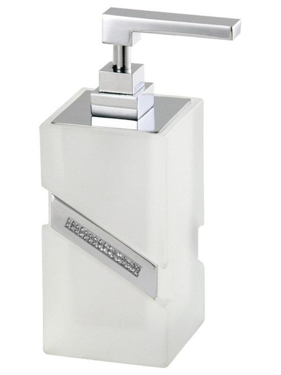 Bathroom Accessories With Swarovski Crystals bathroom accessories with swarovski crystal and more