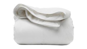 Fairmont White Down Duvet, White, King, All-Around Warmth