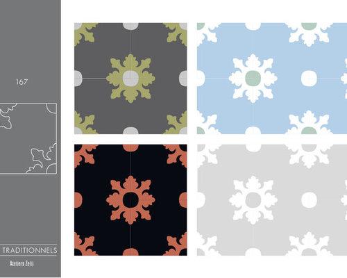 carreaux de ciment collection les traditionnels. Black Bedroom Furniture Sets. Home Design Ideas