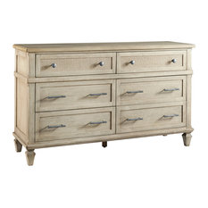 Coronado Drawer Dresser, Flax, Without Mirror