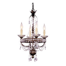 1930s chandeliers houzz savoy house 4 light mini chandelier chandeliers mozeypictures Gallery