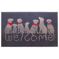 Contemporary Doormats by A1 HOME COLLECTIONS LLC