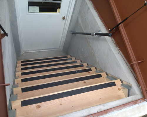 High Quality Bilco Stair Stringers