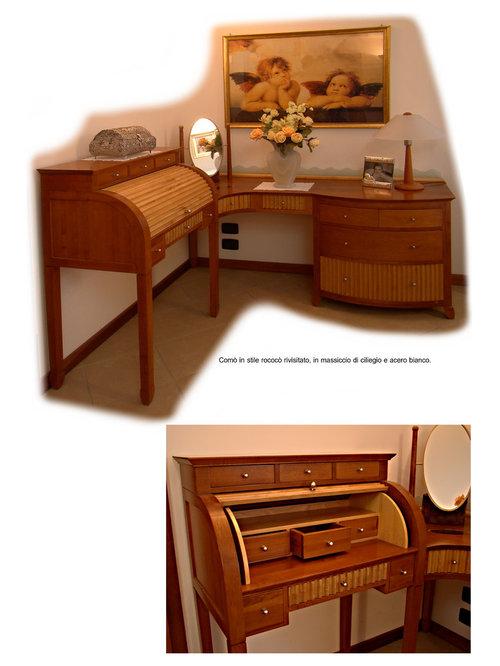 Camera da letto stile rococ for Camera da letto stile tudor