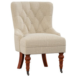 Traditional Armchairs And Accent Chairs by Houzz