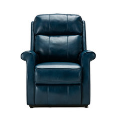 Charmant Residence   Kade Lift Recliner Chair, Blue   Lift Chairs