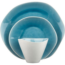 Contemporary Dinnerware by CB2  sc 1 st  Houzz & dinnerware - an Ideabook by joserenity