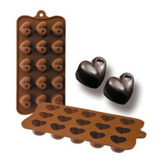 - CHO-CO-LA-TE - Moldes para dulces y chocolate