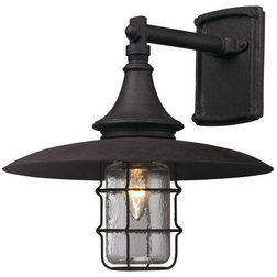 Industrial Outdoor Wall Lights And Sconces by Littman Brands West
