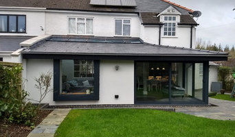 Ewenny, Bridgend house extension