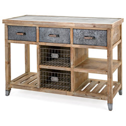 Farmhouse Kitchen Islands And Kitchen Carts by IMAX Worldwide Home