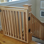 Baby Gates Traditional Staircase Las Vegas By Jd