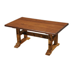 Barnwood Timbers Dining Table 5 6 7 8' With Antique Oak Top 7'