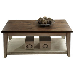 Transitional Coffee Tables by Liberty Furniture Industries, Inc.