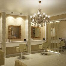 Beauty salon interior design in Rustavi, Georgia - Klassisch ...