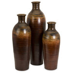 IMAX Worldwide Home - Benito Vases, 3-Piece Set - *Please Note*