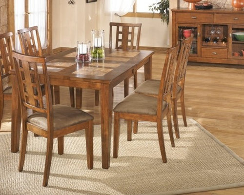 Ashley Tucker Dining Room Collection   Dining Tables